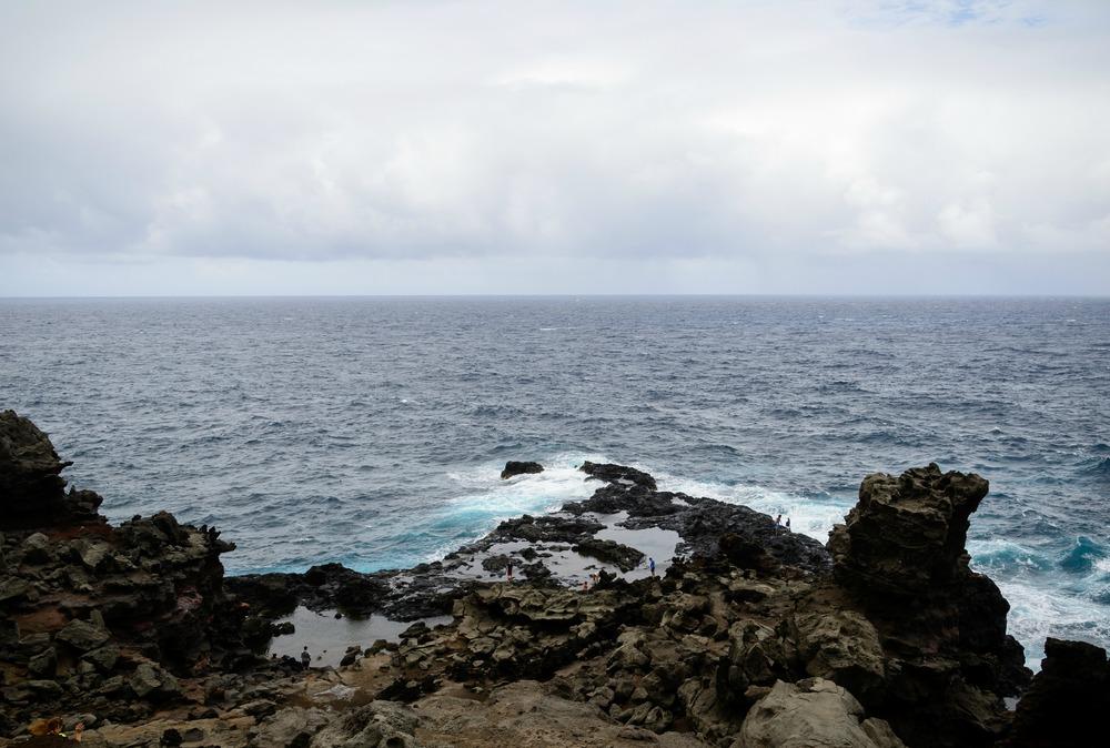 Olivine Pools Maui