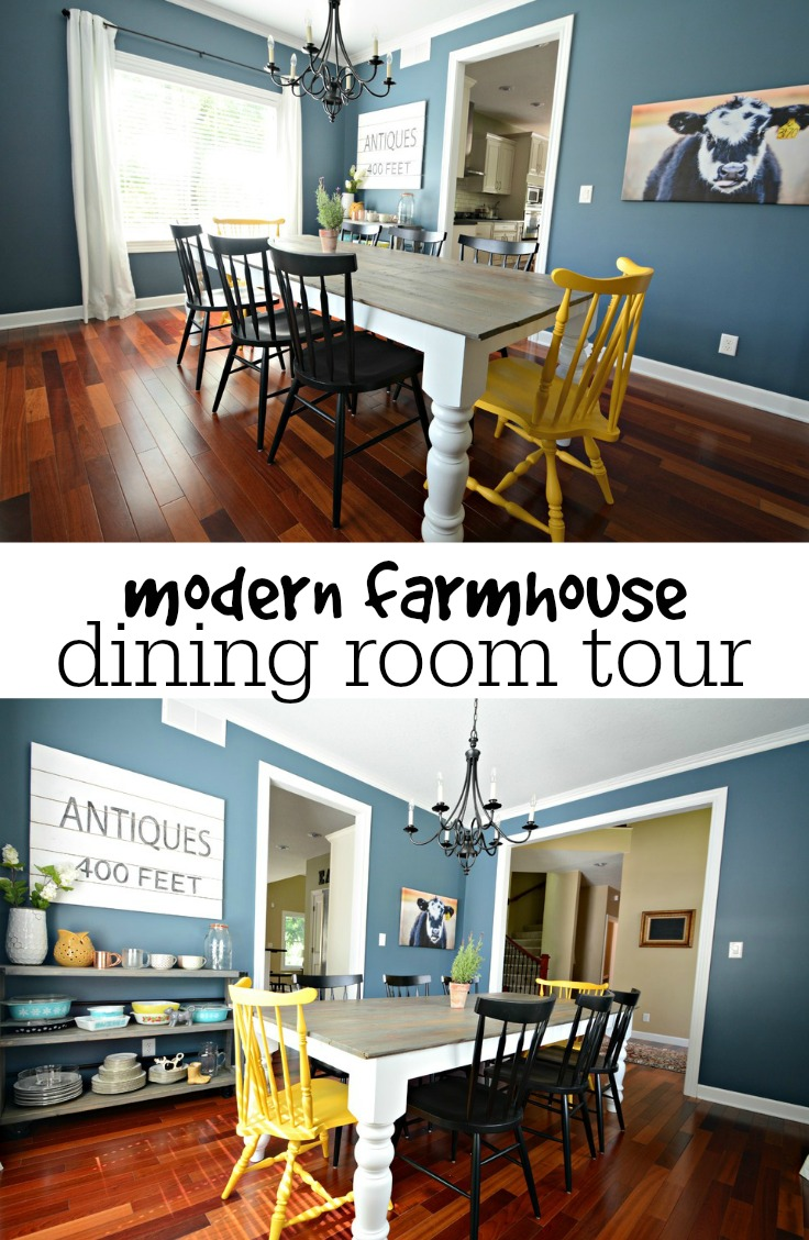 Then and Now - Dining Room — Decor and the Dog