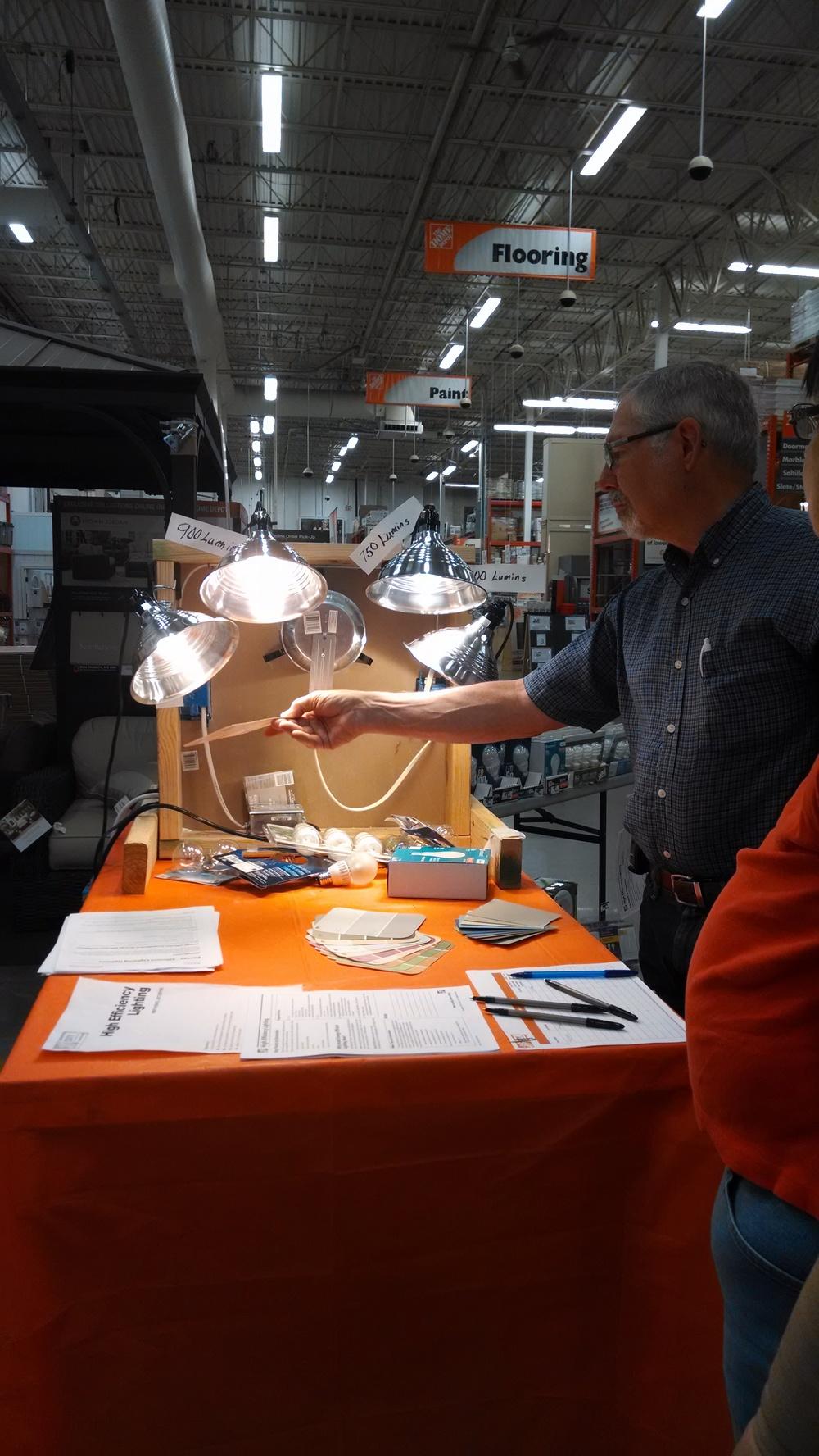 The Home Depot DIY Workshop