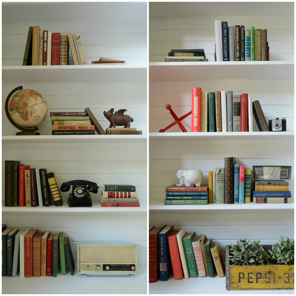 how to decorate bookshelves - How To Decorate Bookshelves