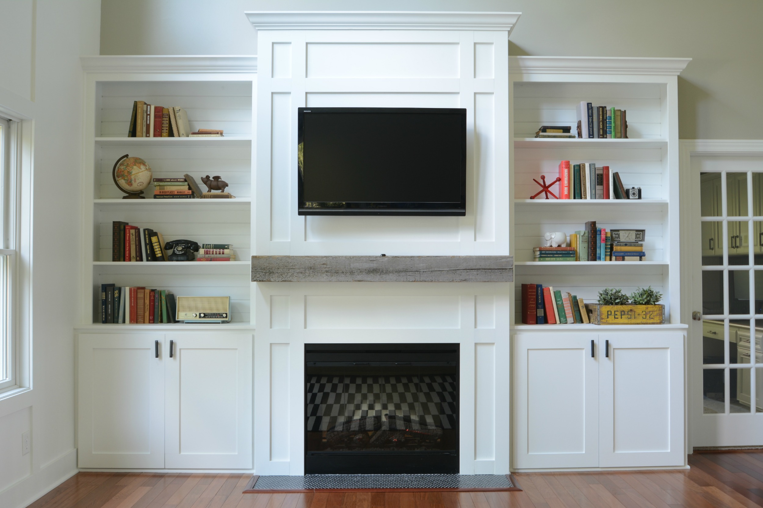 living room built ins tutorial cost decor and the dog rh decorandthedog net cost to build built in shelves cost to make built in shelves