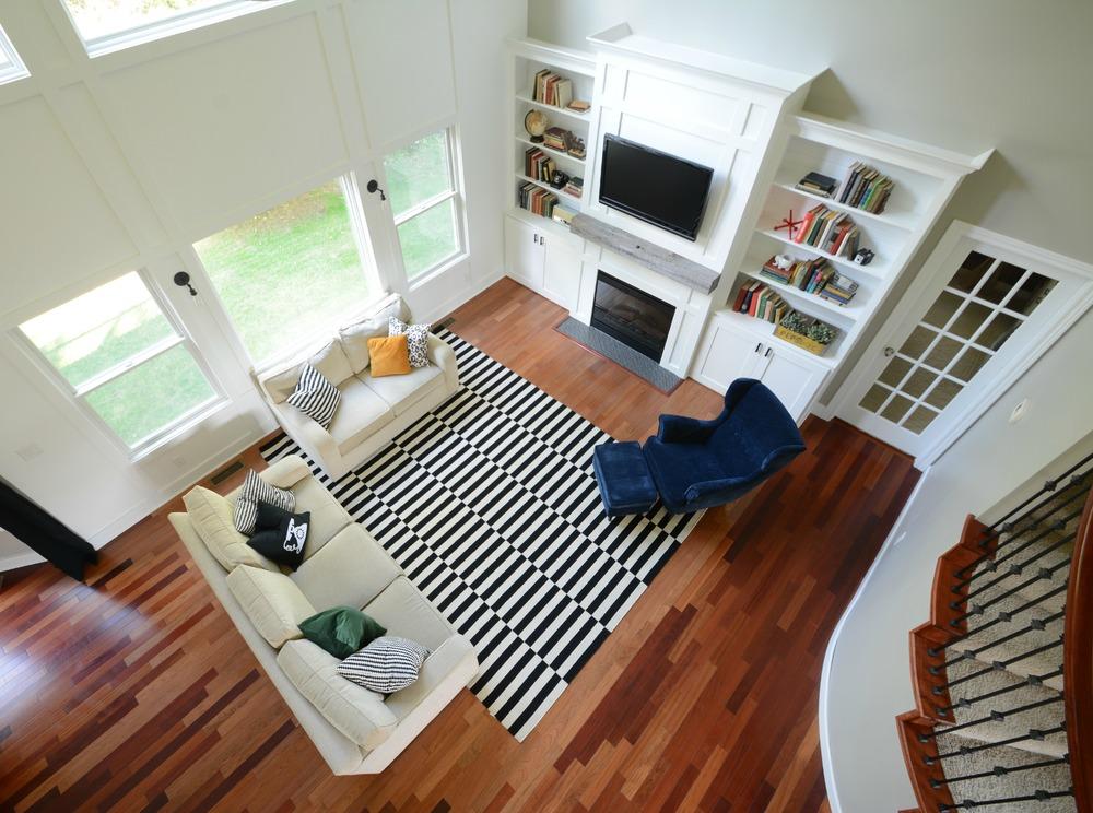 Living Room Updates {IKEA Stockholm Rug} u2014 Decor and the Dog