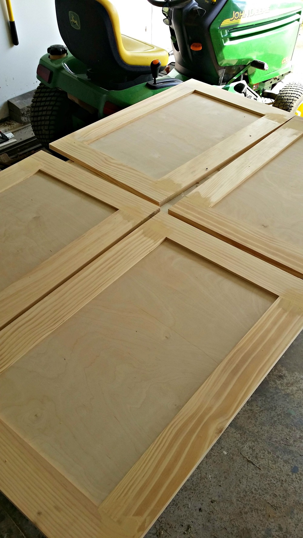 How to Build a Cabinet Door & How to Build a Cabinet Door u2014 Decor and the Dog