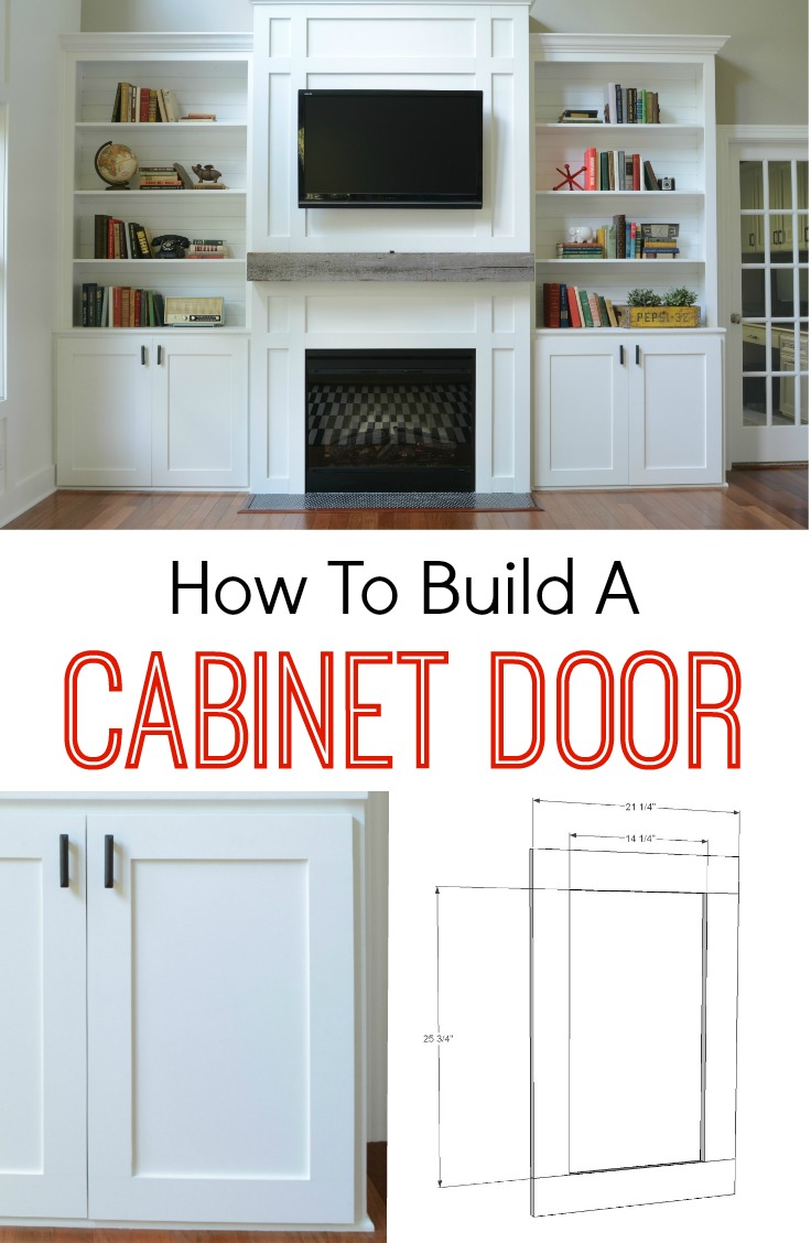 Sheds Plans How To Build A Cabinet Door