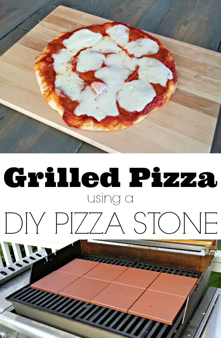 how to use a pizza stones on a bbq