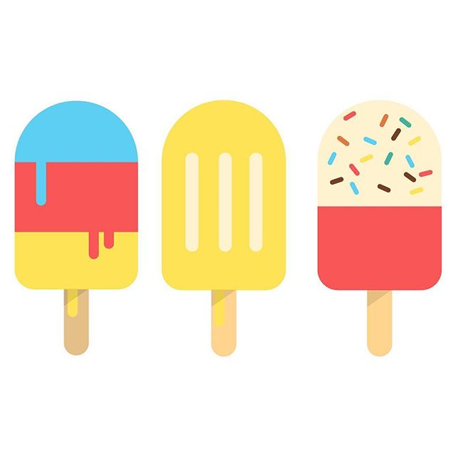 Designer of Popsicles #design #dribbble #behance #illustrator #ui #ux #branding #logo #pentagram #graphicdesign #userinterface #freelance #art #drawing #popart #designer #misterbumbles  #amritpaldesign #vsco #vscocam #summers