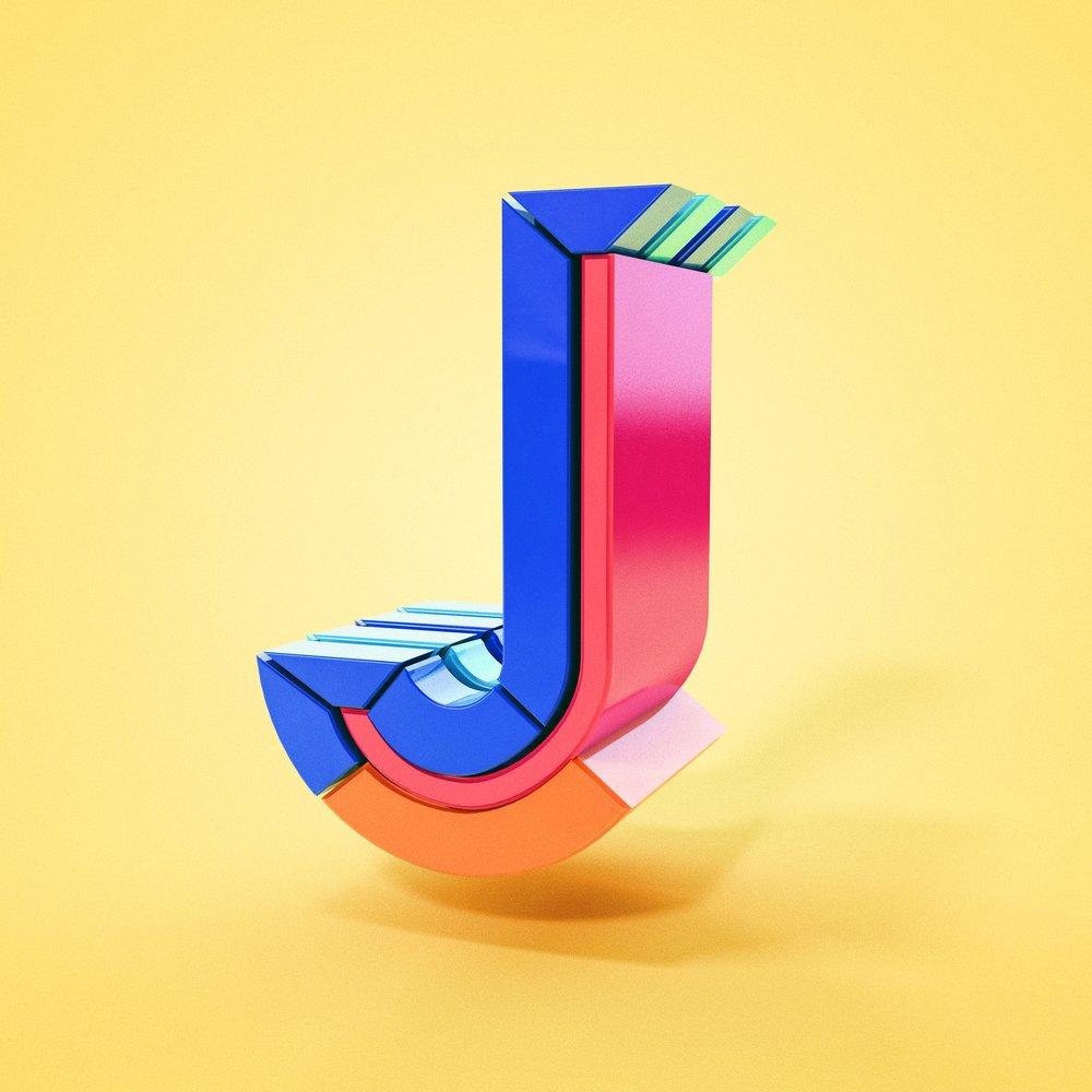 Day 10: Letter J