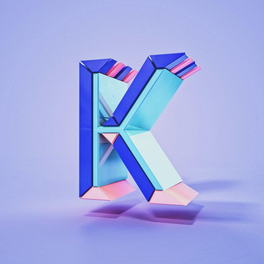 Day 11: Letter K