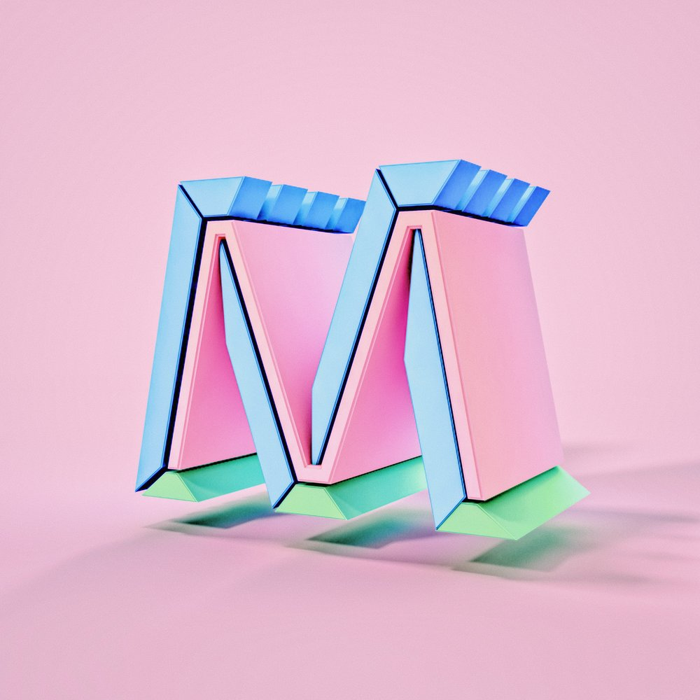 Day 13: Letter M