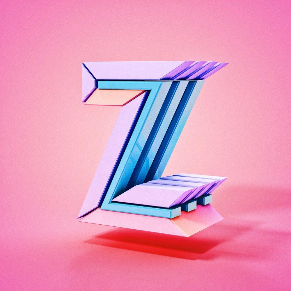 Day 26: Letter Z