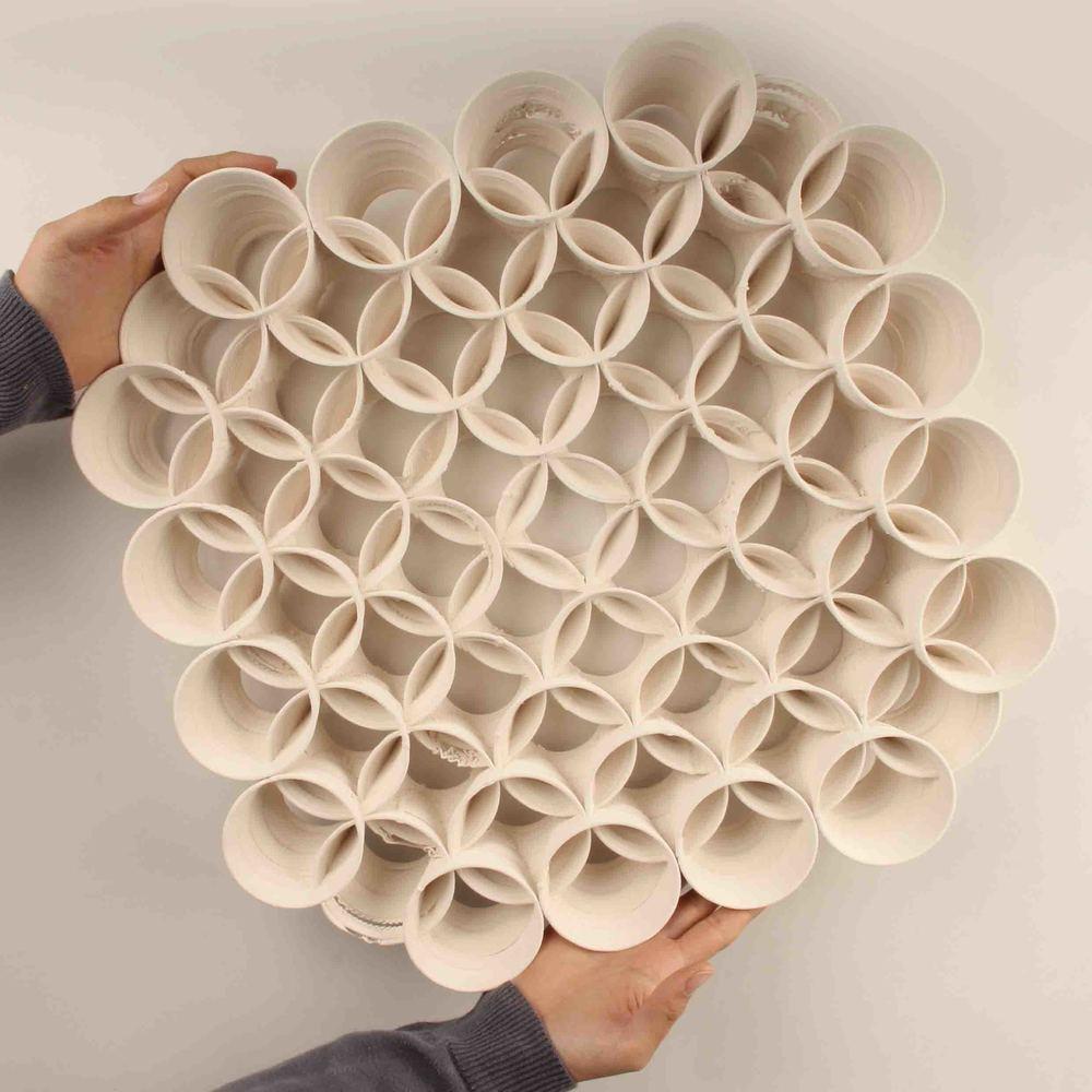 3d Printed Ceramics. Wikicommons.
