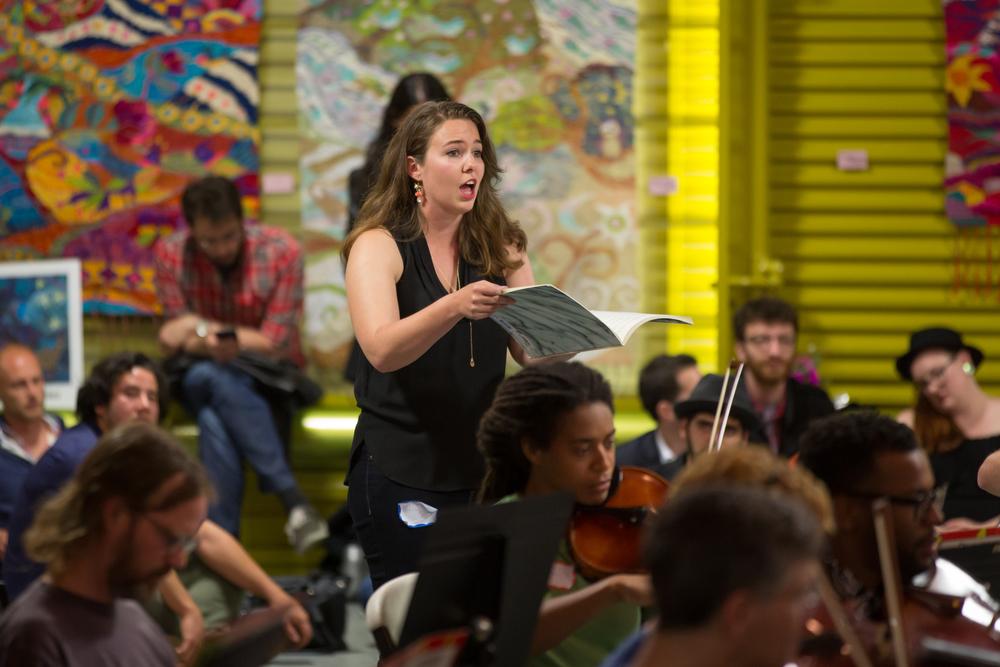 Carmina Burana with Awesöme Orchestra, Oakland CA