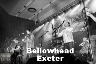 Bellowhead Exeter 2013