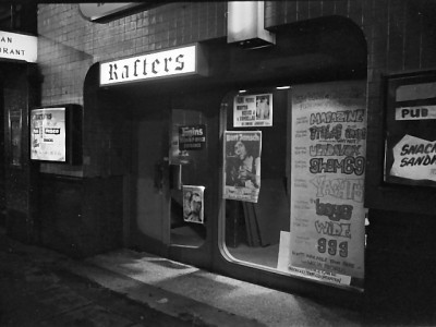 Rafters Nightclub in Manchester circa 1977 - http://www.mdmarchive.co.uk/