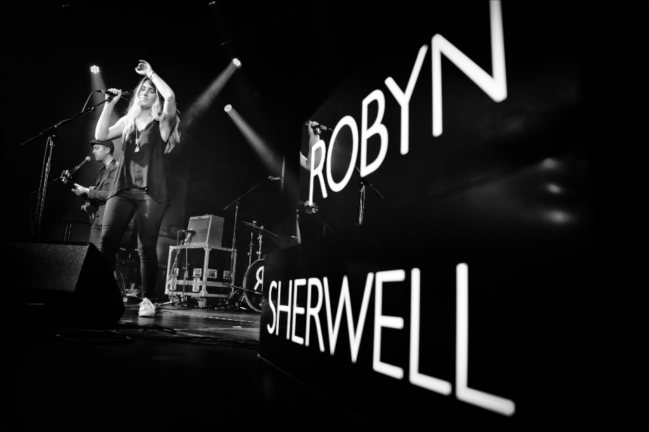 Robyn Sherwell - BBC Introducing Teignmouth - May 2016