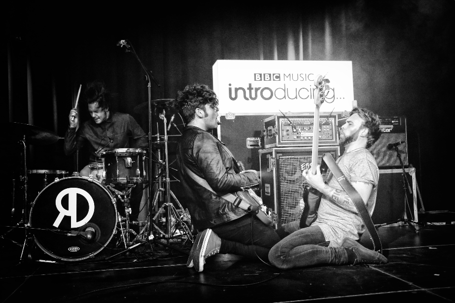 Reigning Days - BBC Introducing Teignmouth - May 2016