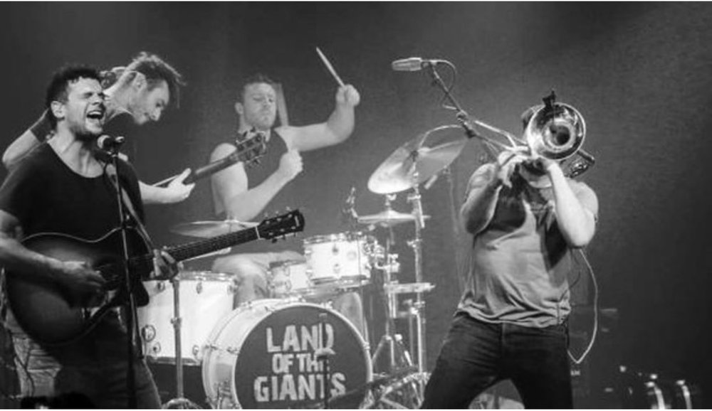 Photo courtesy of Land of the Giants
