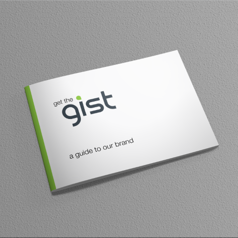 Gist Digital brand guide