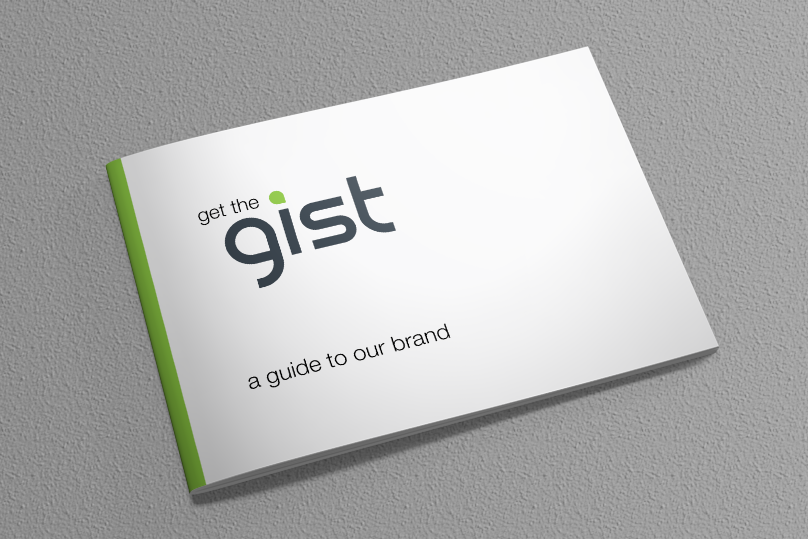 Gist brand development