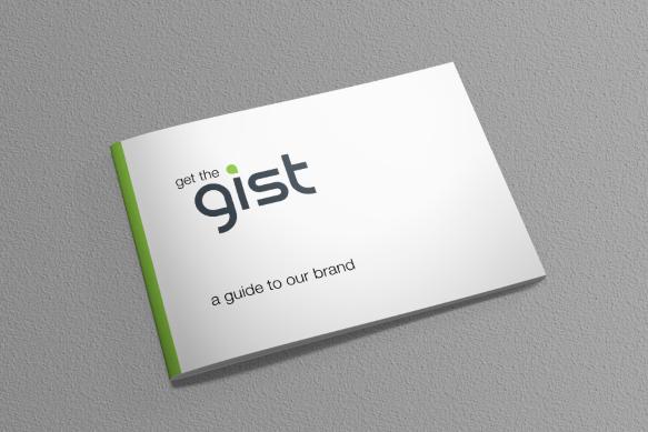 Gist Digital brand guide