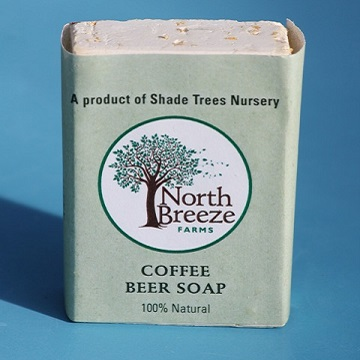 Coffee Beer Soap $4.49