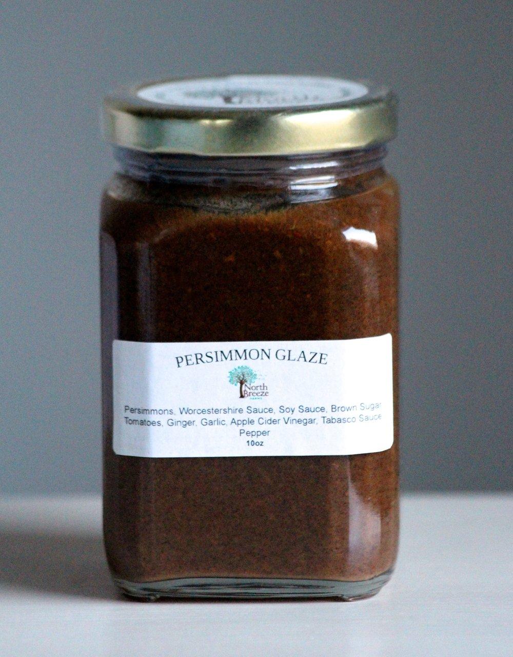 Persimmon Glaze $14