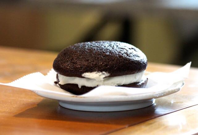 Whoopie Pies $2 each, $8 a Box