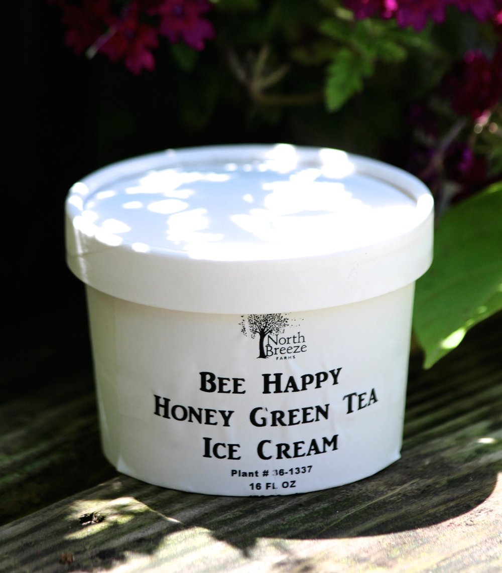 Green Tea Honey Ice Cream $2.99