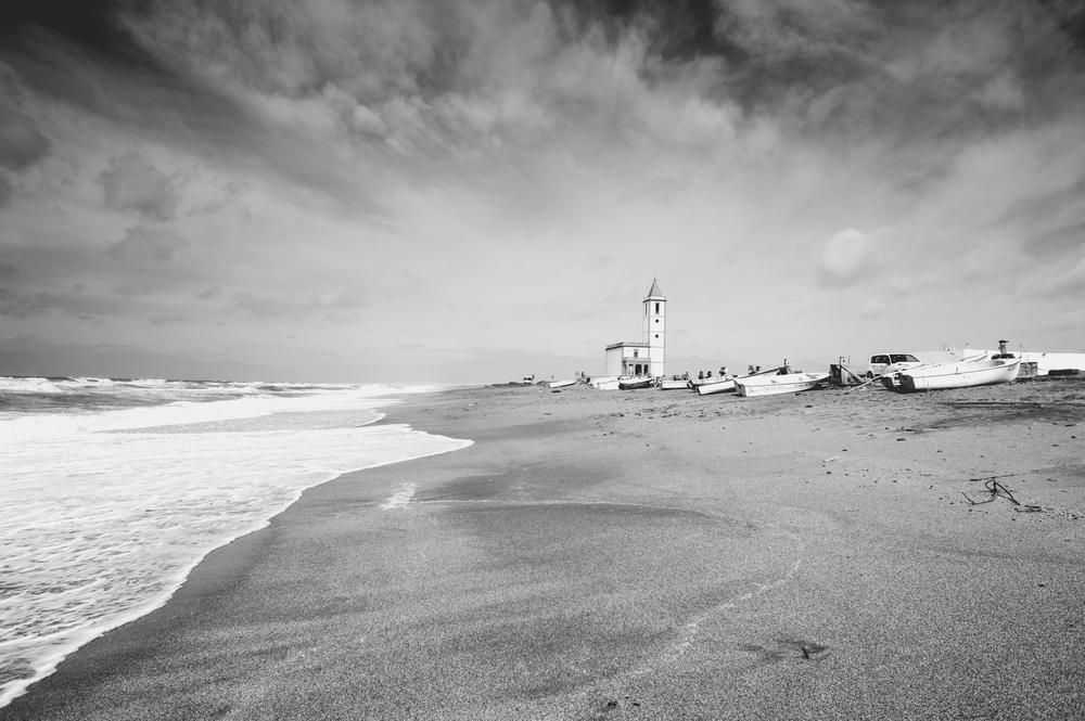 Cielo y Playa. Espinosa