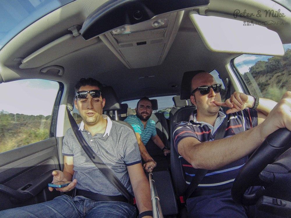 Spotify, low batt, las chuches de Miguelito y más de 1000 kms