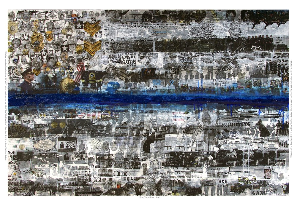 The Thin Blue Line, 2016