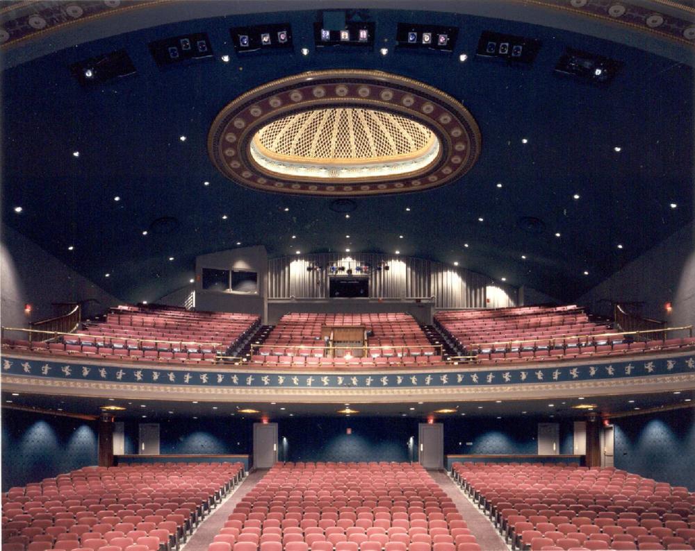 The Historic Reg Lenna Theater