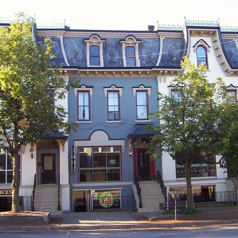 Fourth Street Thurston Block
