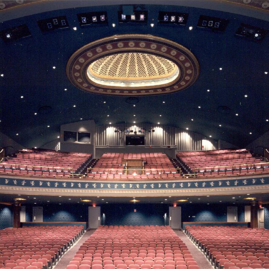 Historic Reg Lenna Theater
