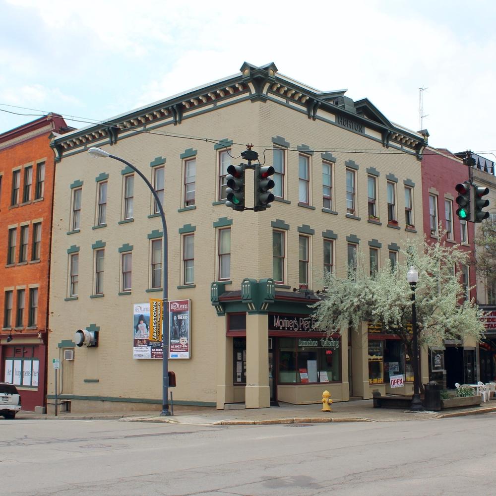 Civic Center Apartments