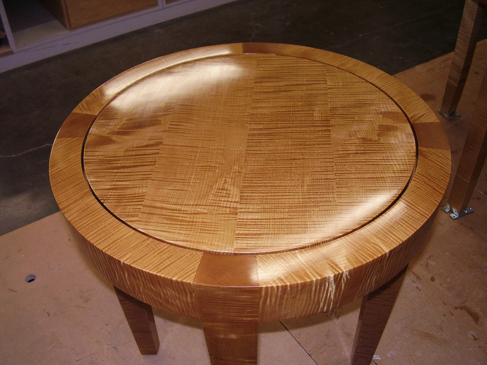 D Bees Unfinished Furniture English Sycamore tables Design
