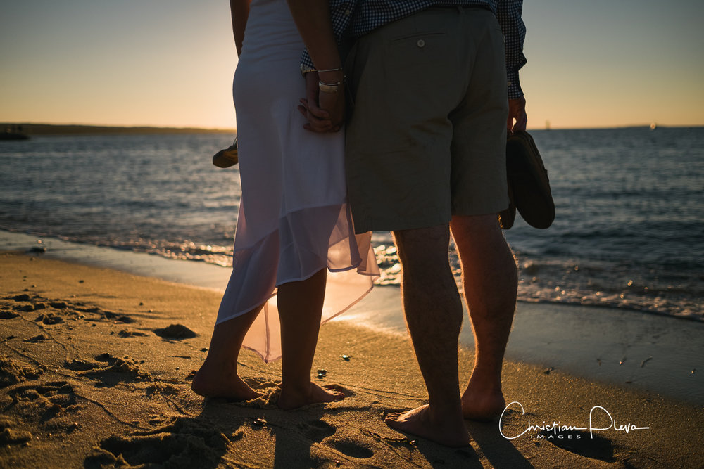 Marthas Vineyard Engagement Photography