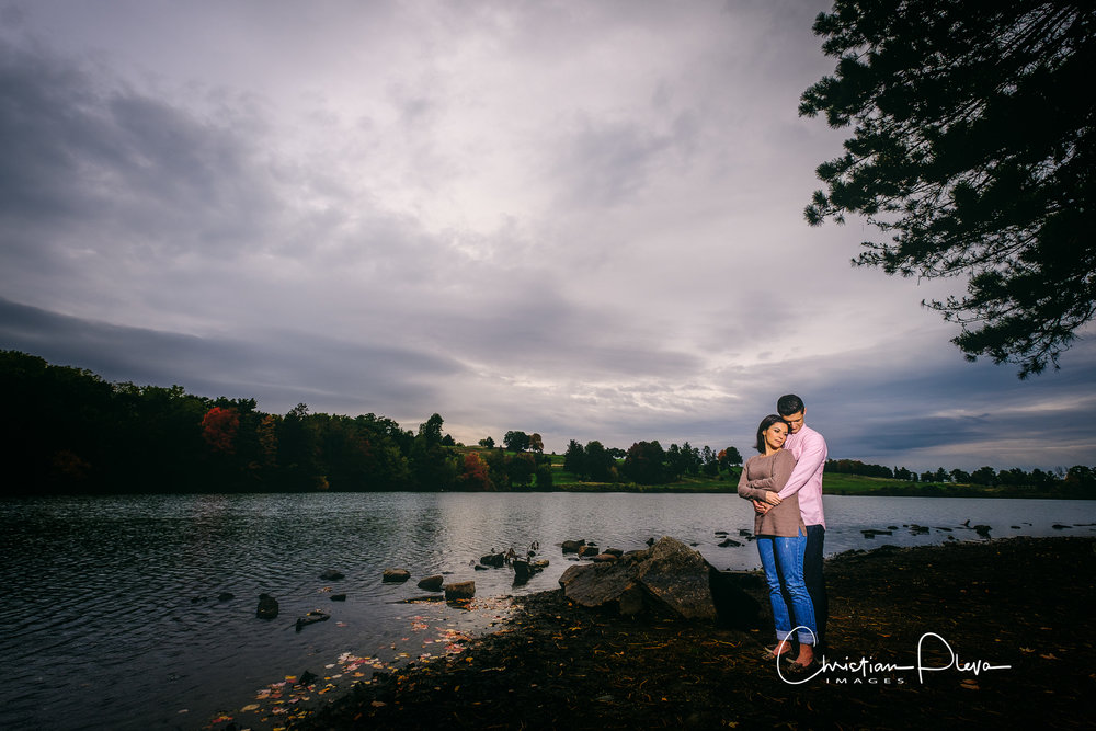 Worcester Engagement Photography