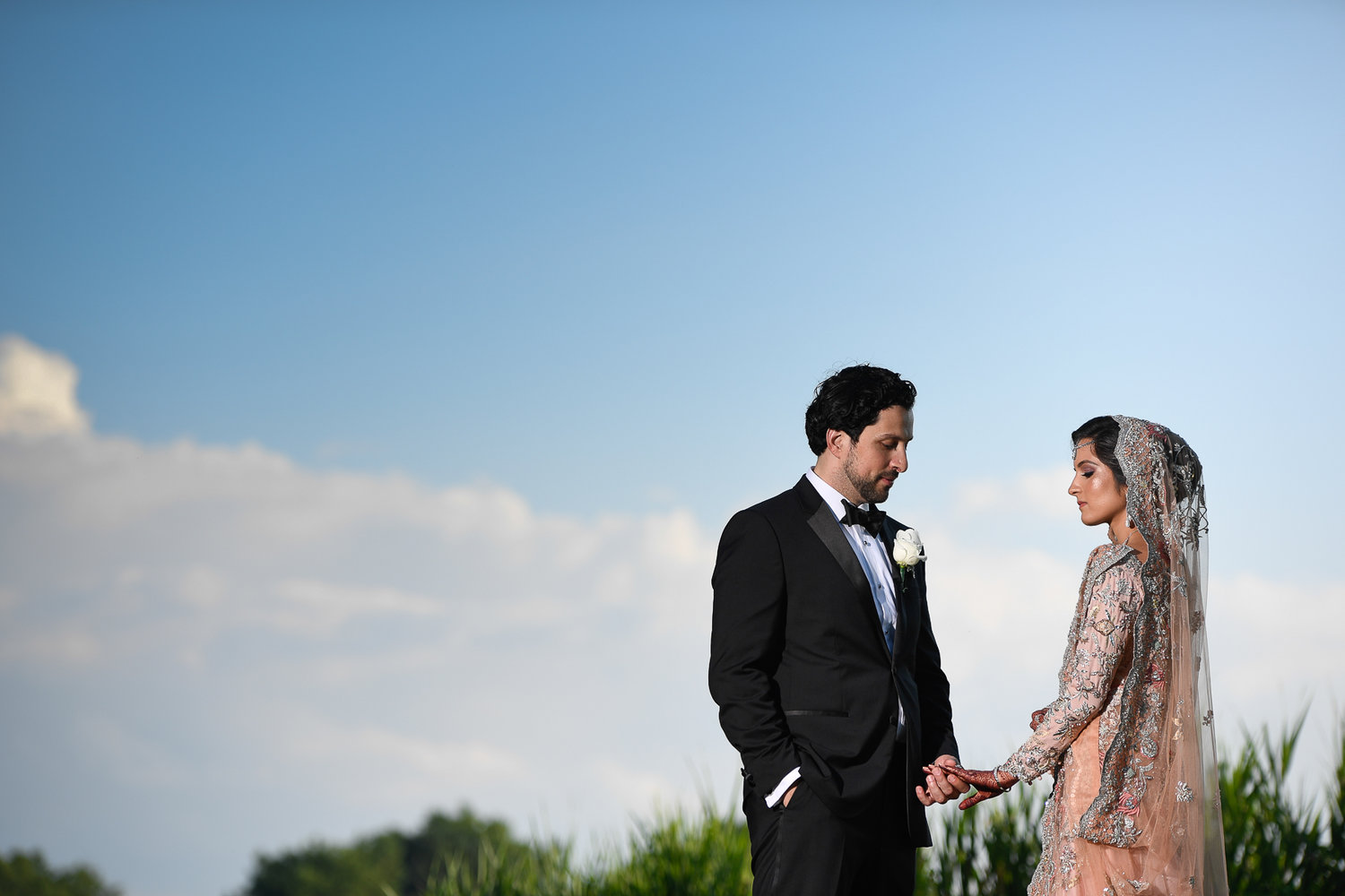 Ahmed and Zahra had a beautiful Multi Day South Asian Wedding ...
