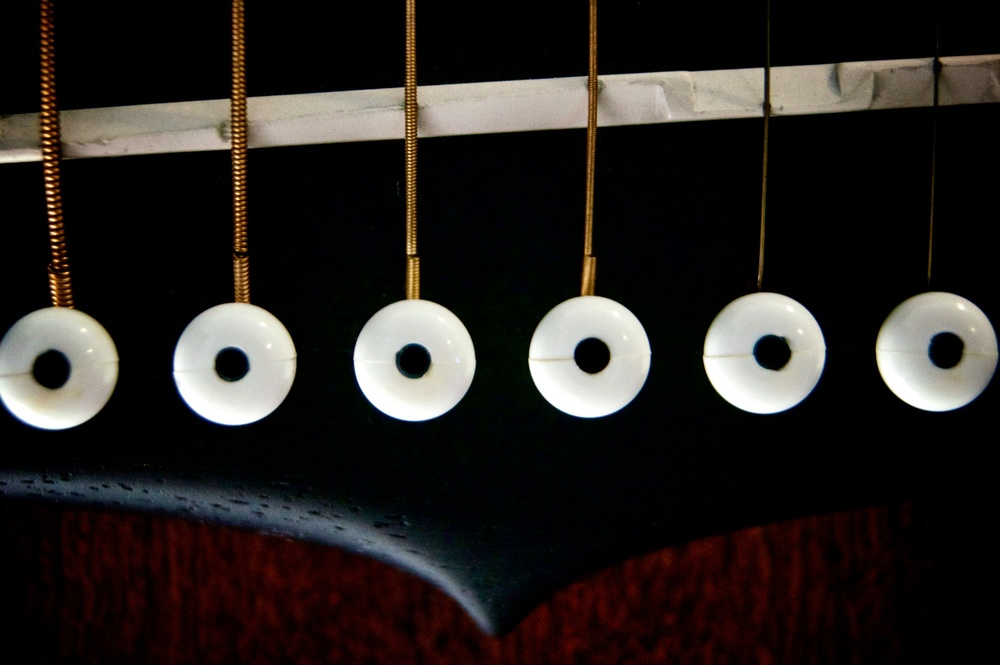 Tanglewood Acoustic Guitar Bridge