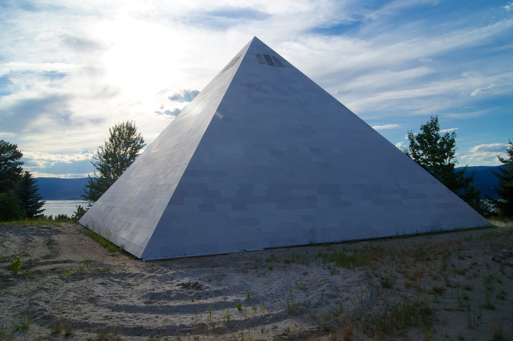 Summerhill Pyramid