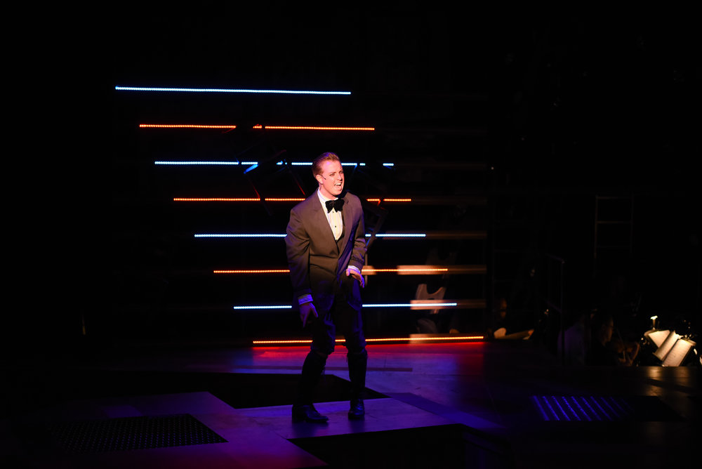 Spring Awakening  @ The Warehouse Theatre  Photo: Wallace Krebs