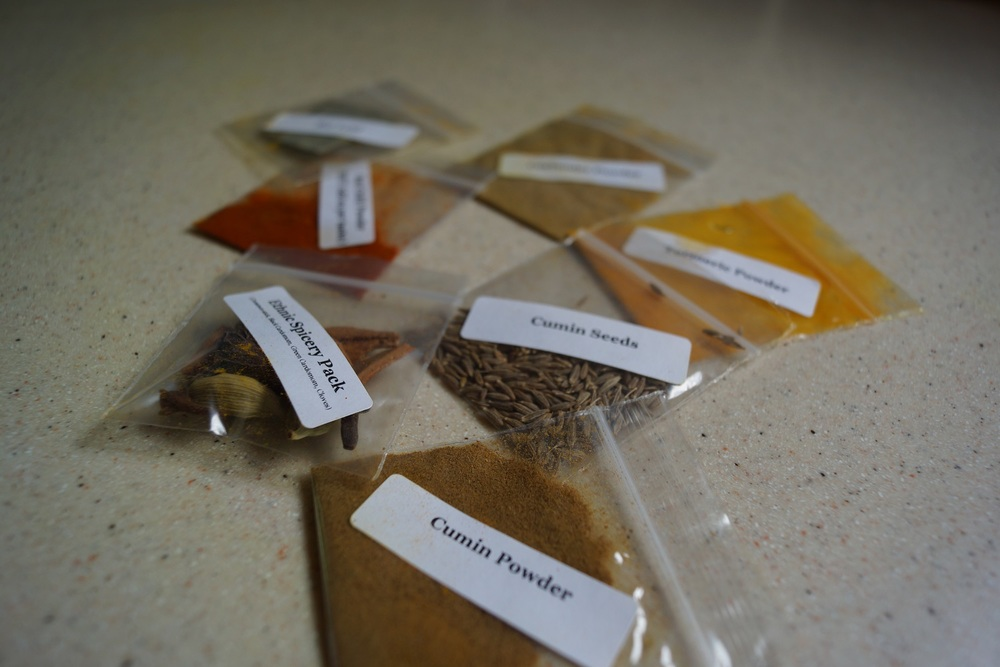 Spice Kit for Rajmah (Kidney Beans) Masala