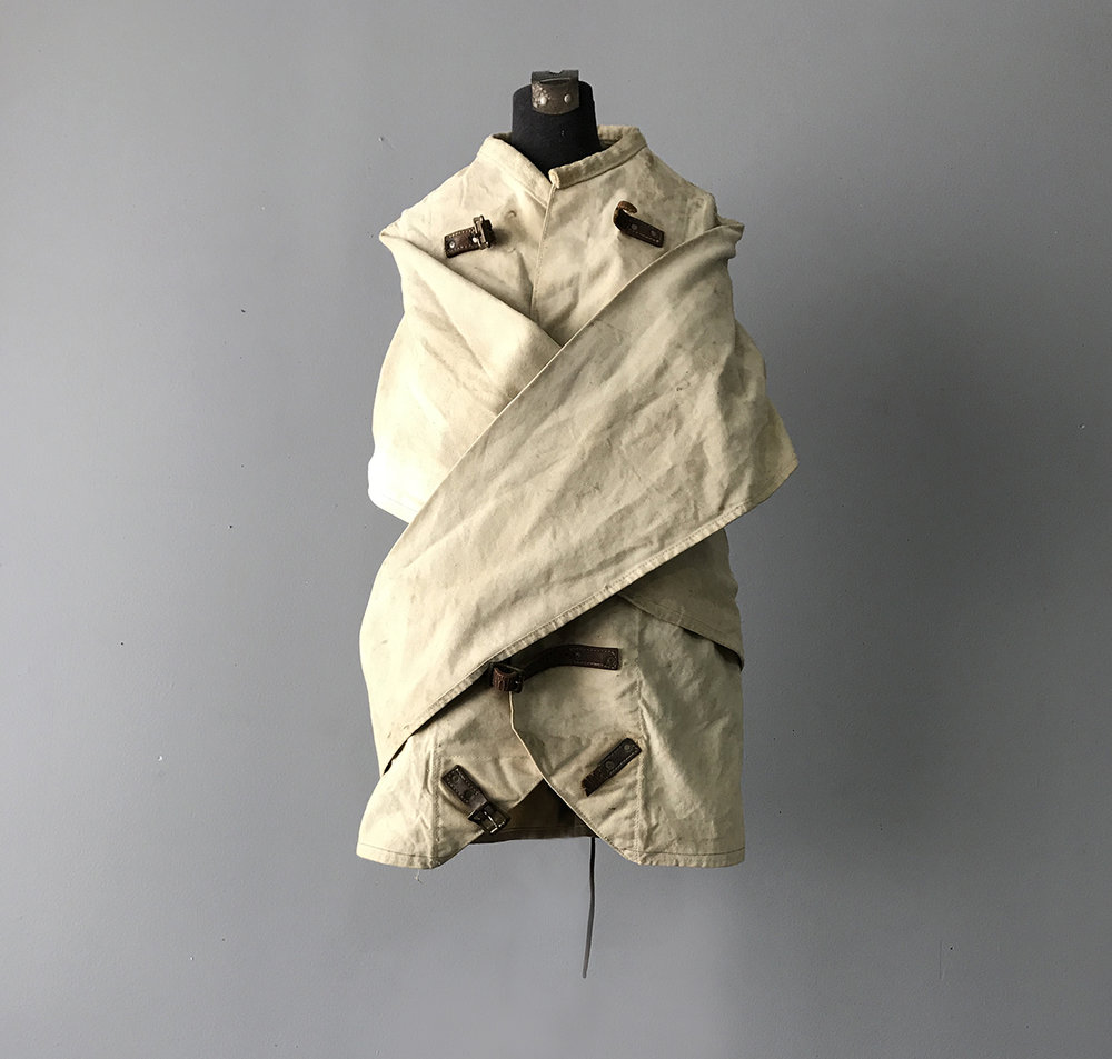 2f51c2ff09 Early 1900 s Straight Jacket from Sedro Wolley State Hospital ...