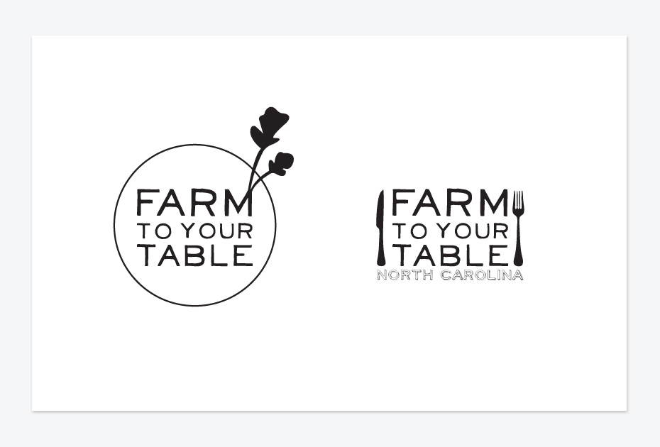 Farm to your Table Logo