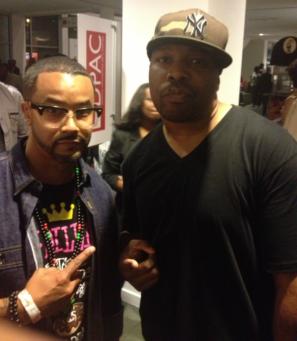 Sean Armstrong and The Legendary DJ Scratch