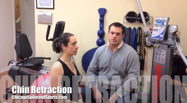 Video #2 - Chin Retractions