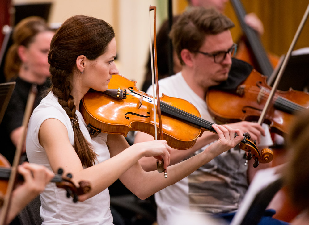 Violinist | Brno Philharmonic Orchestra