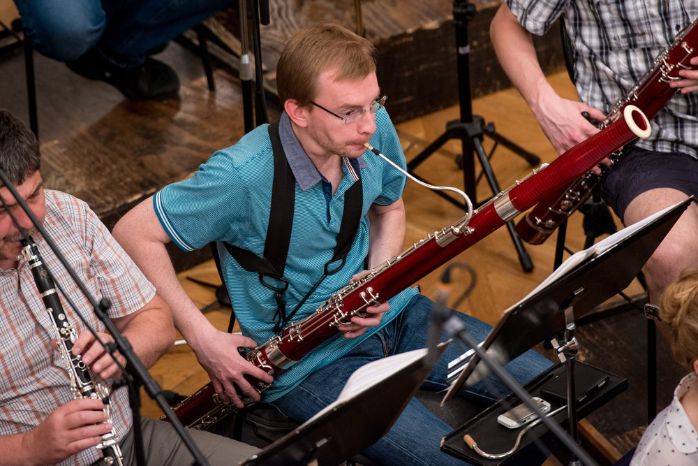 Bassoonist | Brno Philharmonic Orchestra