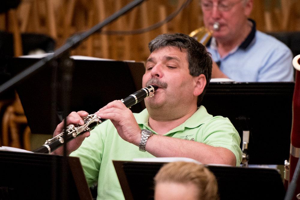 Clarinetist | Brno Philharmonic Orchestra